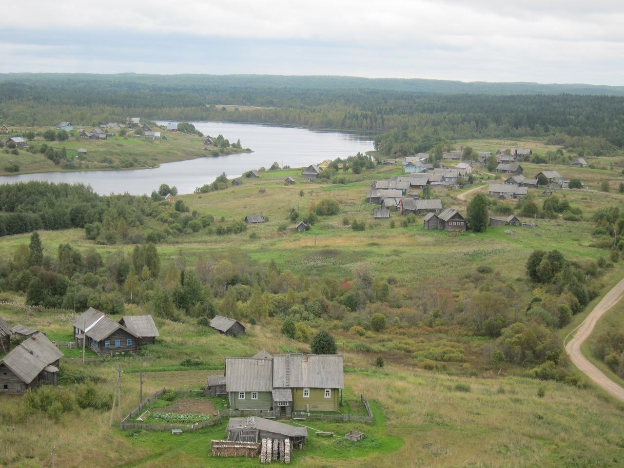 Ладвинское сельское поселение