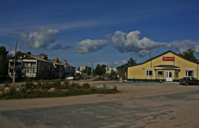 Ледмозерское сельское поселение