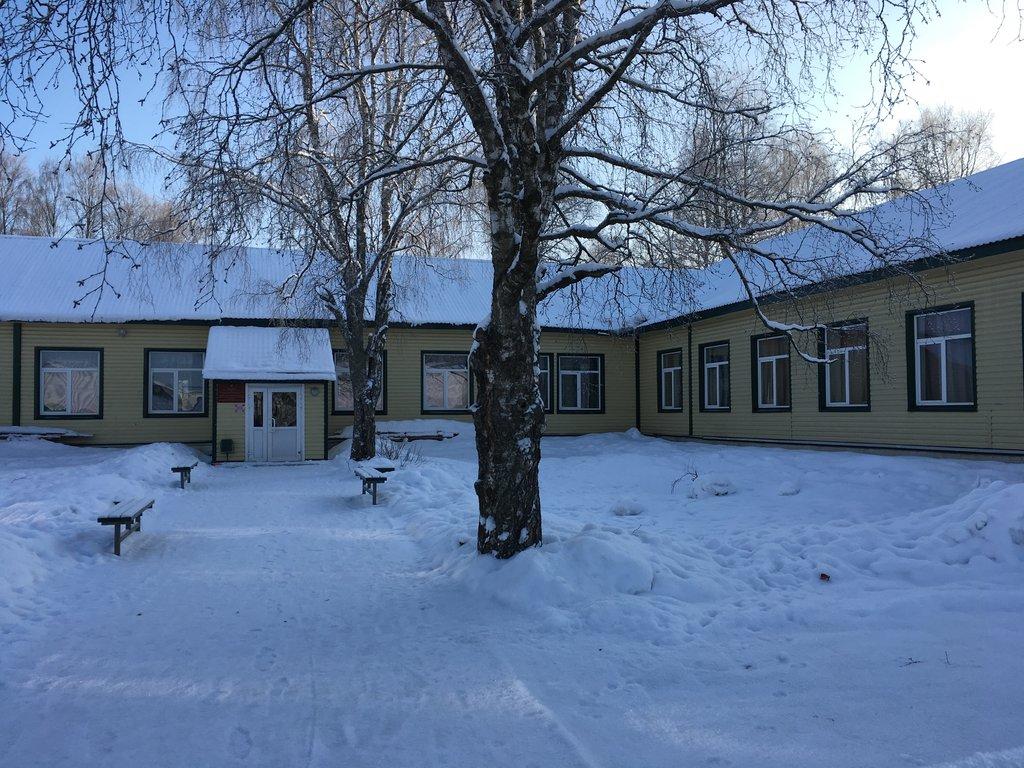 Пряжинское городское поселение