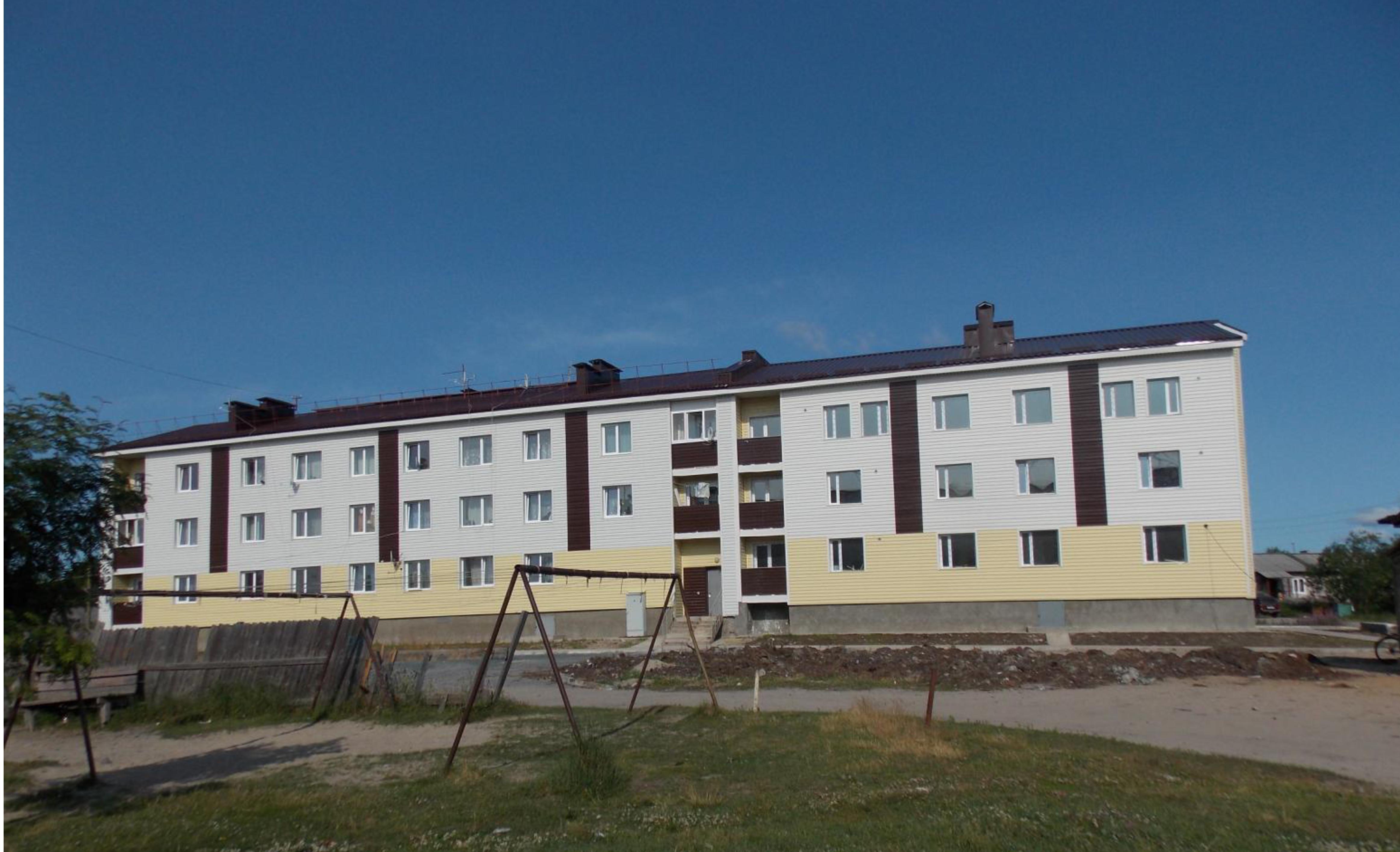 Рабочеостровское сельское поселение